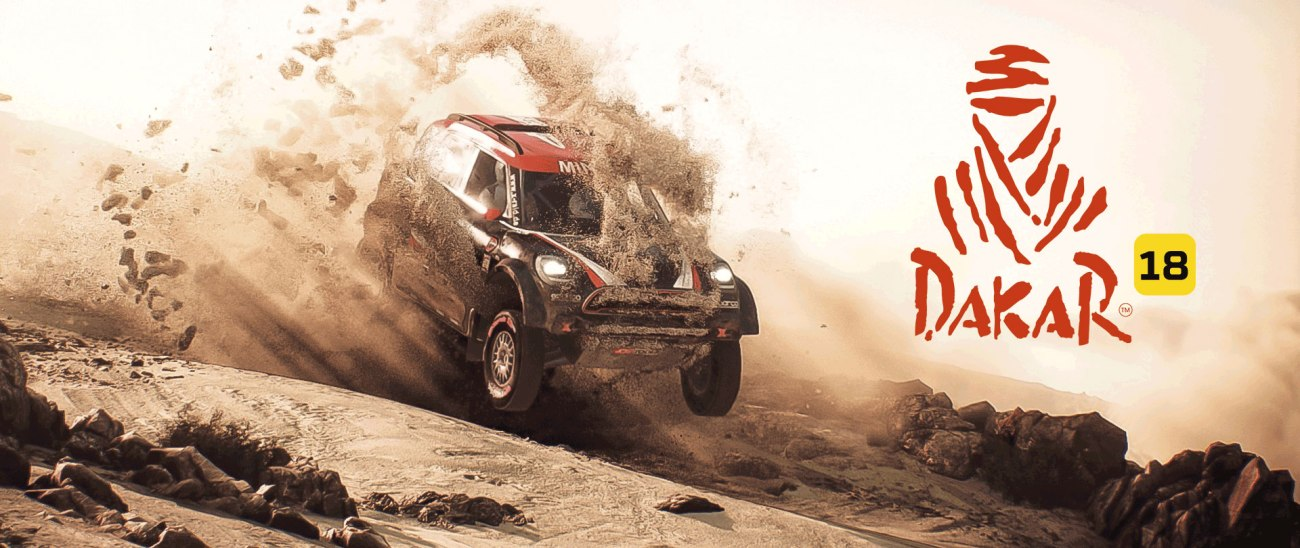 Dakar18 banner