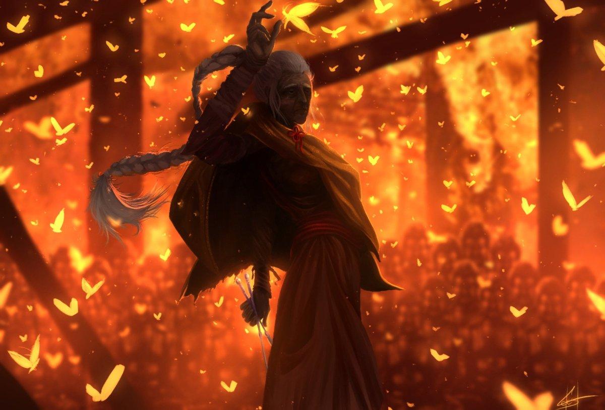Sekiro: Como derrotar a Senhora Borboleta