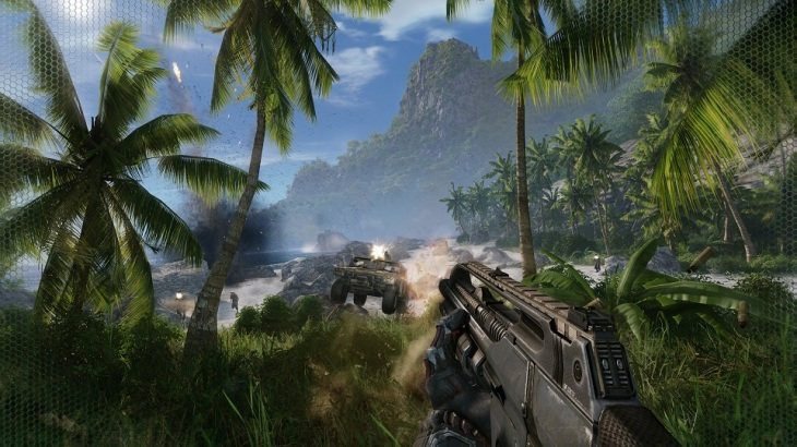 crysis remast 3