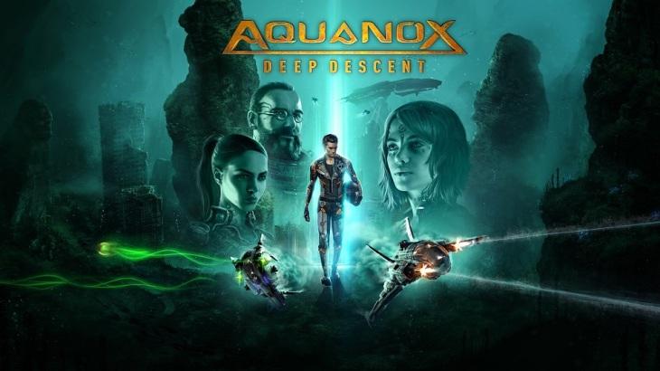 aquanox deep descent análise