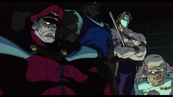 SFII villains