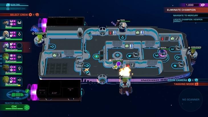 space crew 2