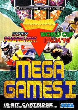 mega drive mega games 1