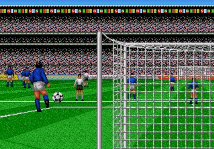 world cup italia 90 gaveta retro