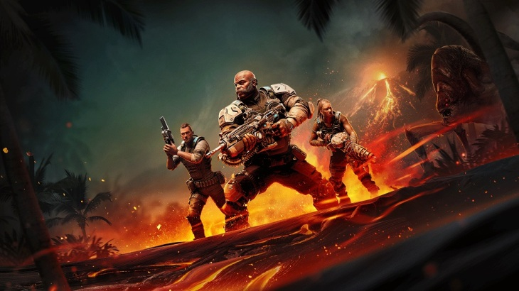 gears 5 hivebusters análise