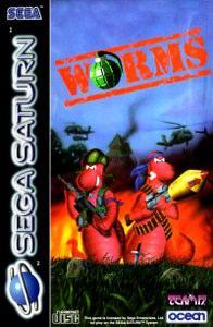 worms sega saturn