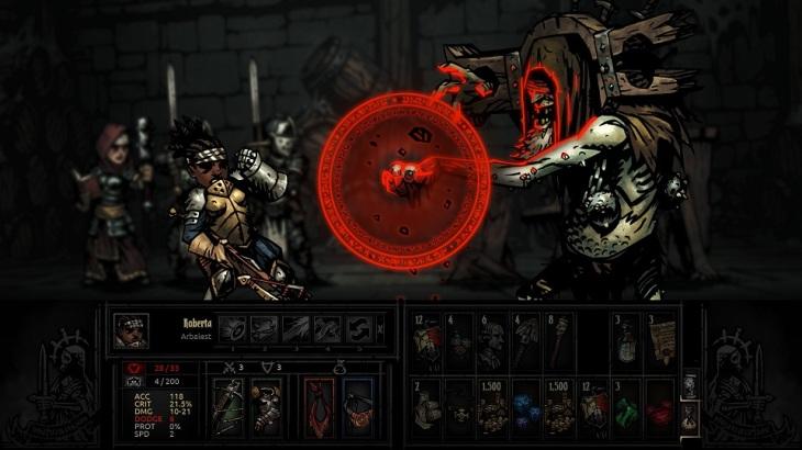 darkest dungeon boss