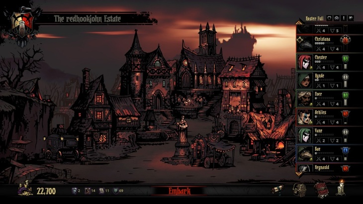 darkest dungeon vila