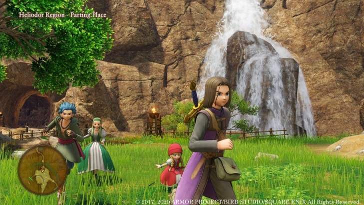dragon quest xi s xbox game pass