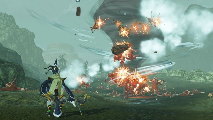Hyrule Warriors Age Of Calamity análise 02