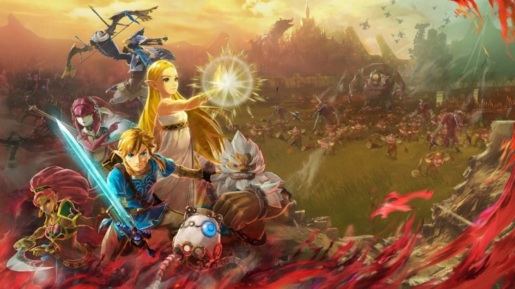Hyrule Warriors Age of Calamity dicas