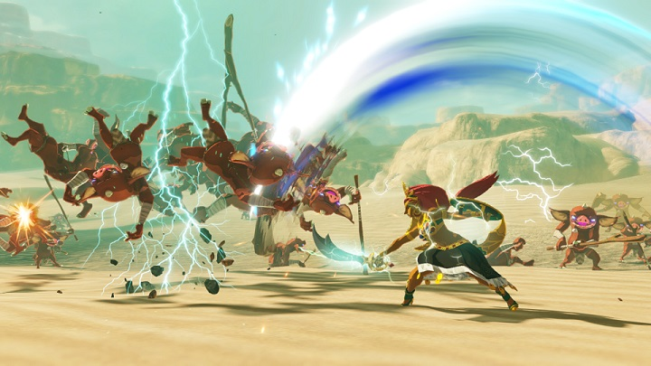 Hyrule Warriors Age of Calamity dicas2